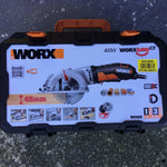 Worx WX429 400w Compact Circular Saw - Discounted Deals UK