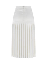 Load image into Gallery viewer, CINDY UZN- Pleated Midi Skirt