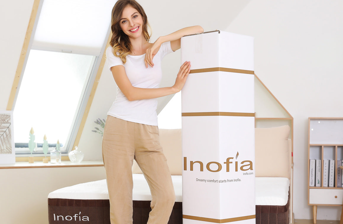 Why folding mattresses a great solution if you don't have much space in your home?