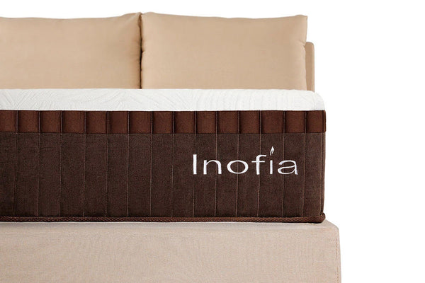 Inofia 11.4 Inch Double Hybrid Mattress with Memory Foam