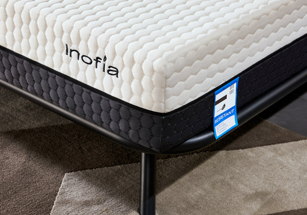 6 CM Memory Foam Mattress Topper with Washable Tencel Cover