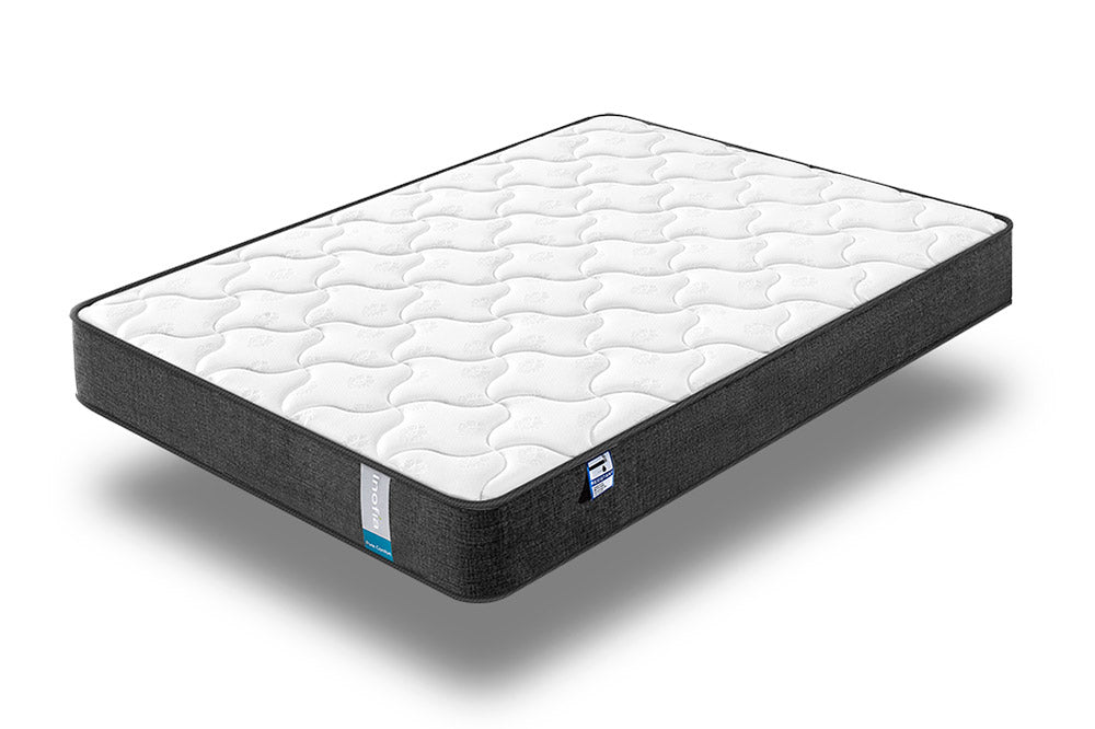 Inofia 8.7 Inch Pocket Sprung Mattress with Breathable Fabric