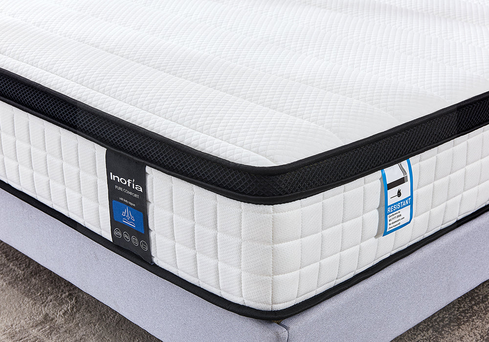 Double and King Size Mattresses with Memory Foam Inofia
