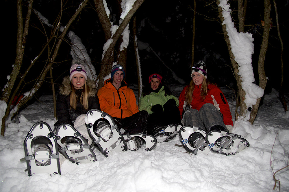 Guided Night Snowshoe Tours