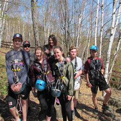 Nature Trail Hikes - School Groups - Scenic Caves, Collingwood