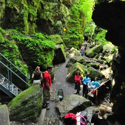 Nature Education Tours - Scenic Caves
