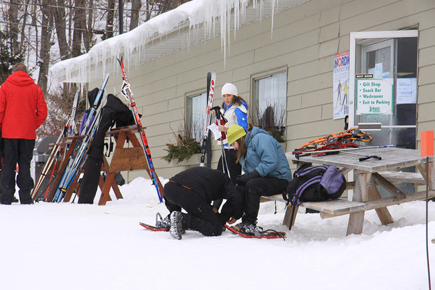 Nordic Ski Lessons - Scenic Caves Nature Adventures - Blue Mountains