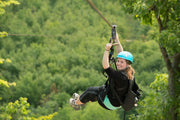 Thunderbird Twin Zip Line, Scenic Caves - Natural Adventure