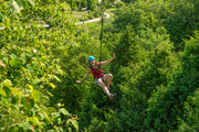 Zip Lining - Eco Adventure Tours - Scenic Caves Nature Adventures - Blue Mountains