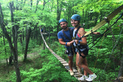 Eco Adventure Tour Tree Top Canopy Walk