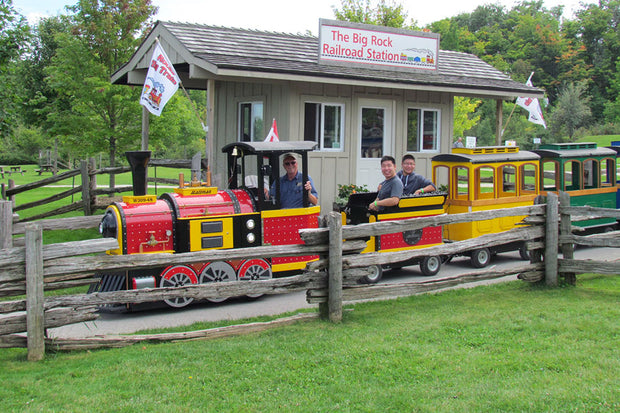 All Aboard! - Scenic Caves Nature Adventures - Collingwood