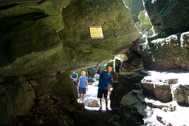 Family Fun - Scenic Caves Nature Adventures - Collingwood