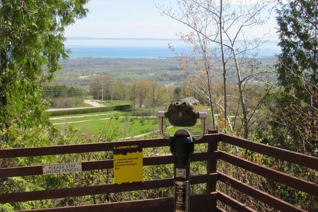 Amazing views and lookouts - Scenic Caves Nature Adventures - Collingwood