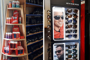 Swix supplies and Sunglasses
