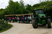 Tractor Wagon Rides - Scenic Caves Nature Adventures