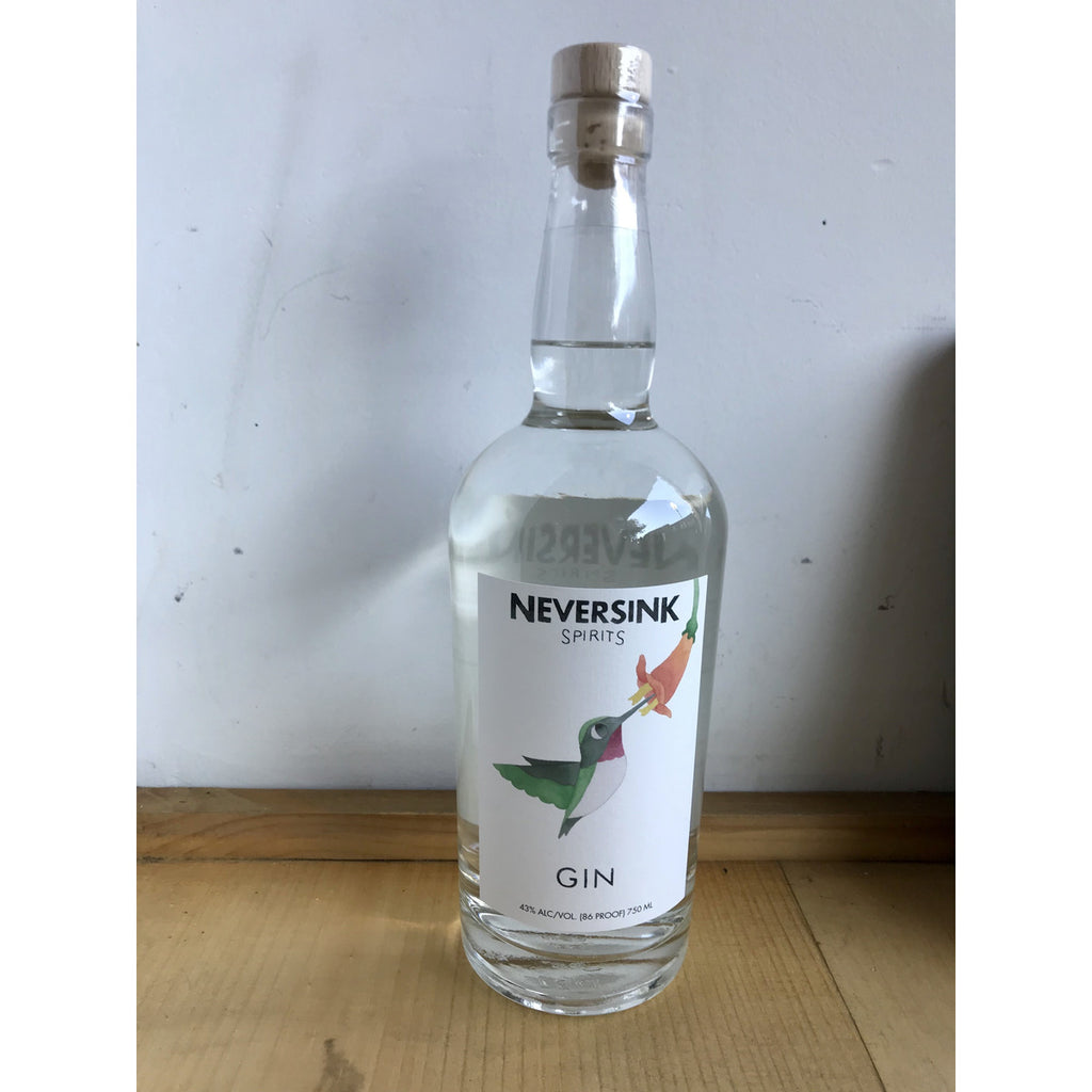 Neversink Gin 750ml