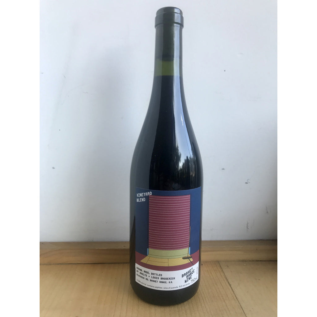 Basket Range, Vineyard Blend 2018