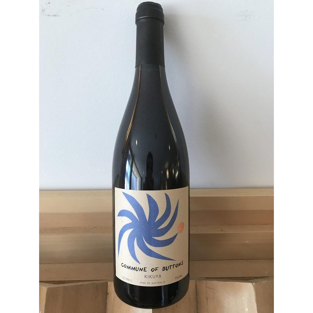 Commune of Buttons Kikuya Pinot Noir 2017