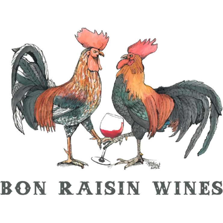 Raffle Ticket: Bon Raisin Wines X Thirst