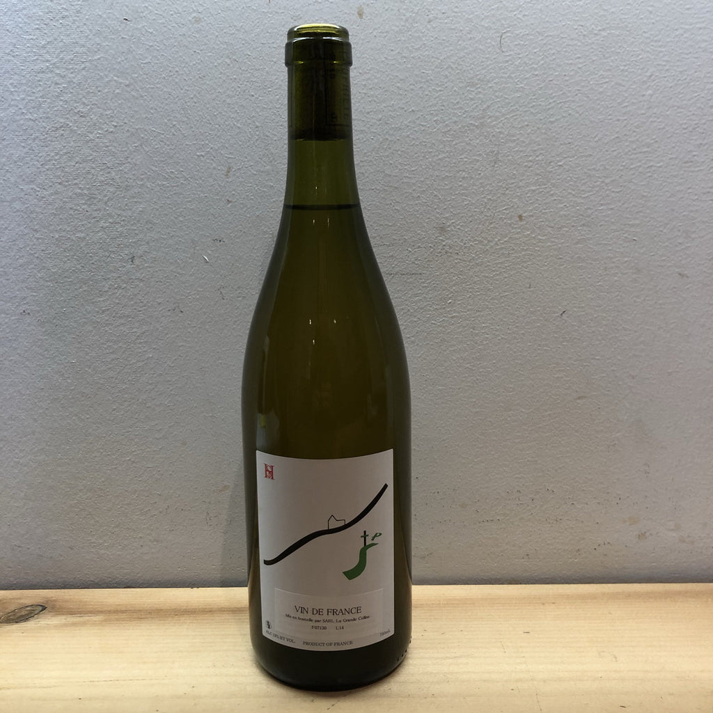 "Domaine de la Grande Colline, ""Saint-Péray Blanc"" 2014"