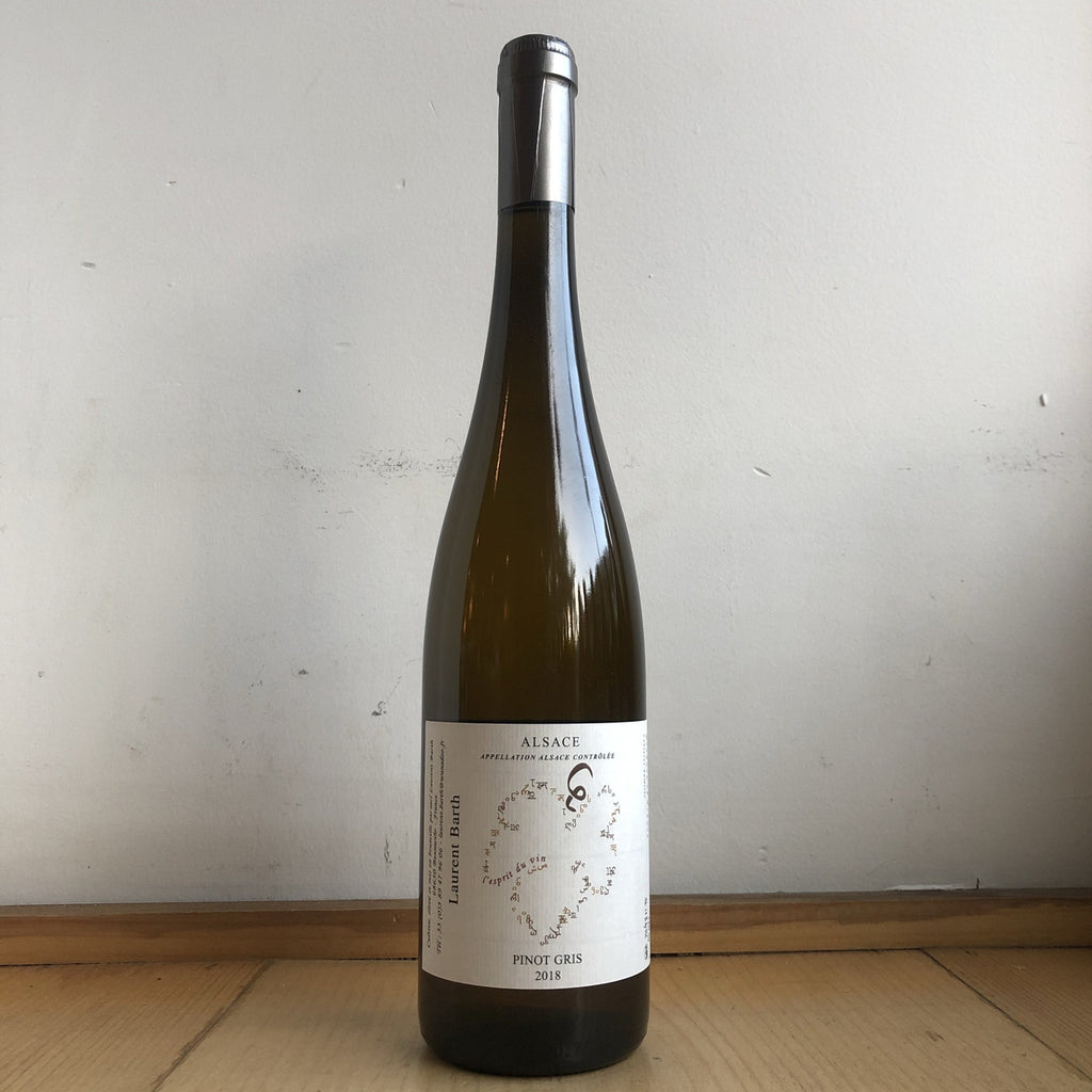 Laurent Barth, Pinot Gris 2018