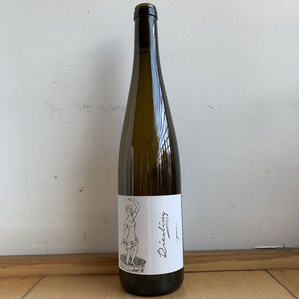 Brand Riesling Pur 2018