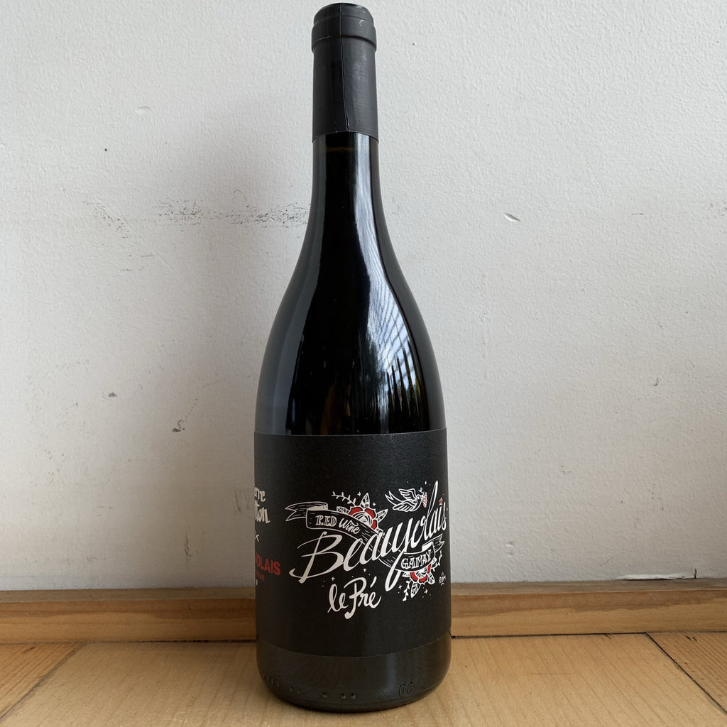 Pierre Cotton, Beaujolais 'Le Pre' 2018