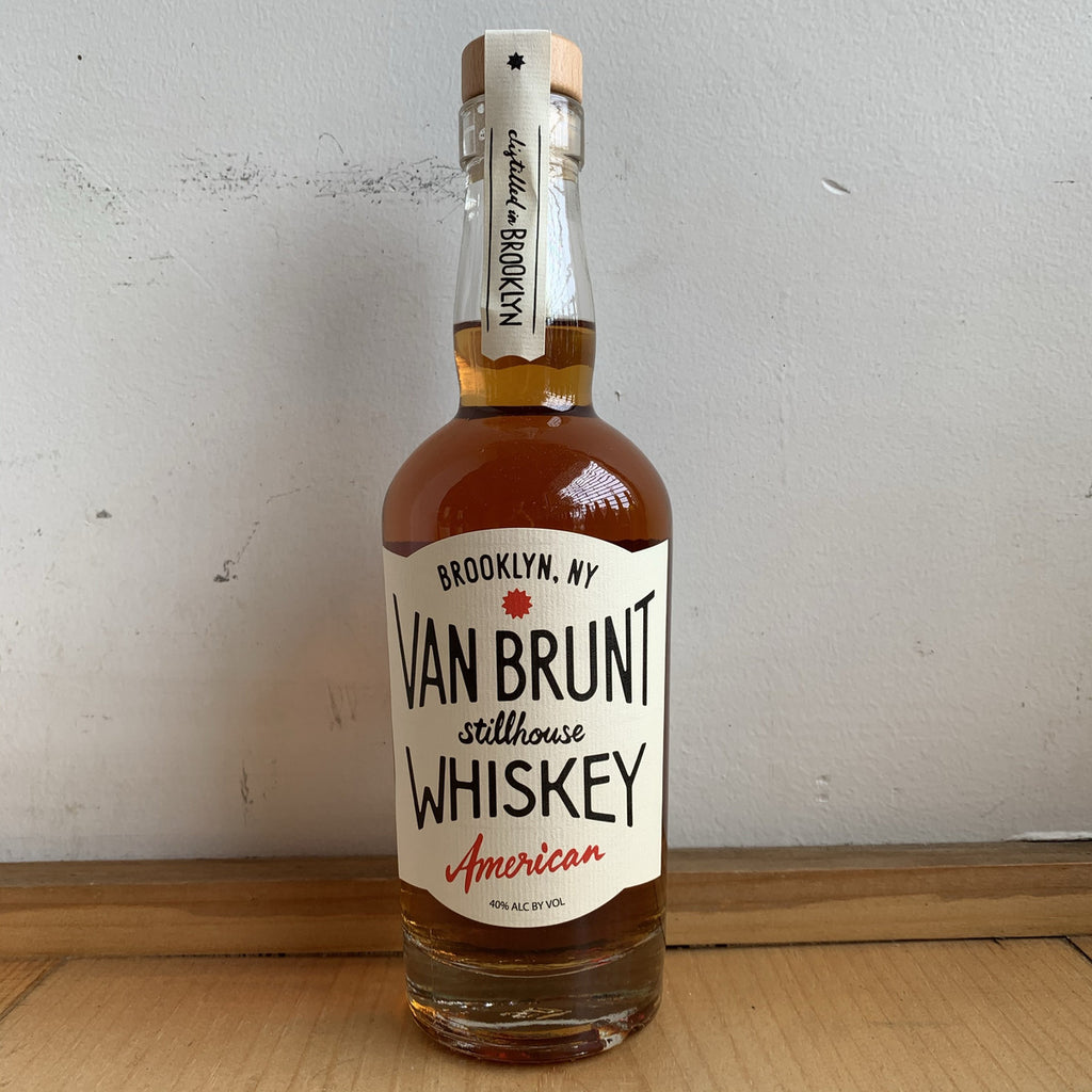 Van Brunt Stillhouse American Whiskey 375ml