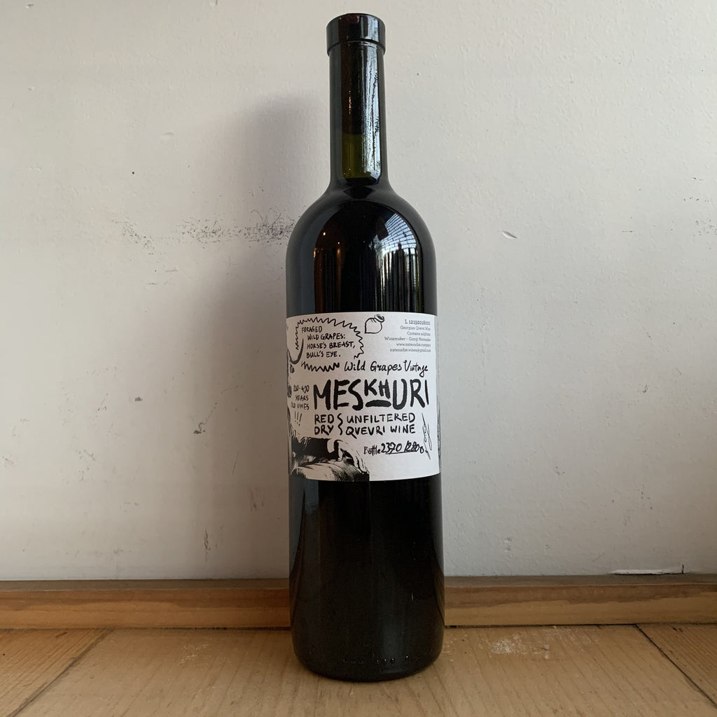 "Natenadze Wines ""Meskhuri Red"" 2018"