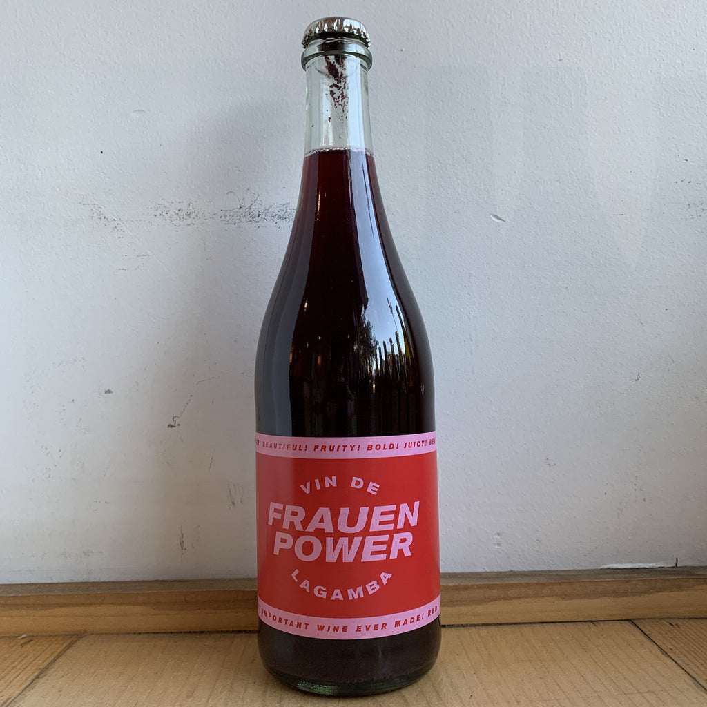 "Vin de La Gamba, ""Frauen Power"" 2019"