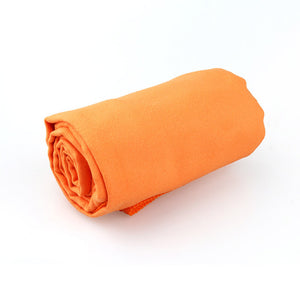 Small Travel Size Quick-Drying Microfiber Swimming Towel
