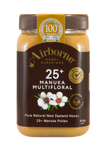 Airborne 25+ Manuka Blend Honey