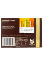 Airborne Manuka and Honeydew Lozenges - Back View