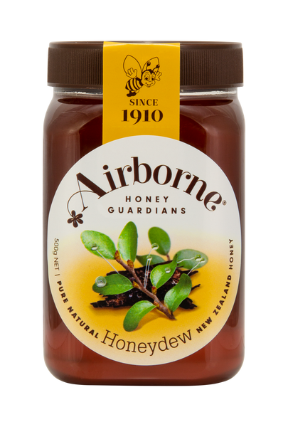 Airborne Honeydew Honey