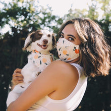 Load image into Gallery viewer, Matching Bandana & Facemask Bundle