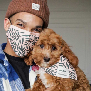 Matching Bandana & Facemask Bundle