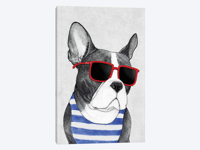 Frenchie - Summer Style