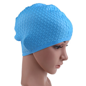 Top of the Line Silicone Waterproof Swimming Caps