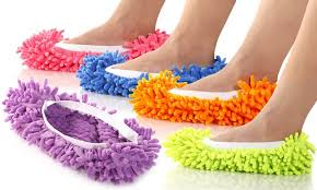 Image of MOP SLIPPERS - Shop Texh