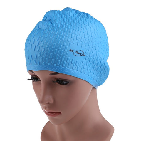 Top of the Line Silicone Waterproof Swimming Caps - Shop Texh
