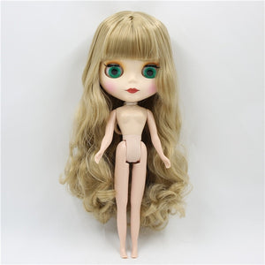 1/6 ICY factory blyth doll bjd naked doll normal body bjd 30cm special offer doll no joint