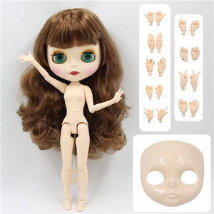 Factory Blyth Doll 1/6 Bjd Normal/joint Body 30cm