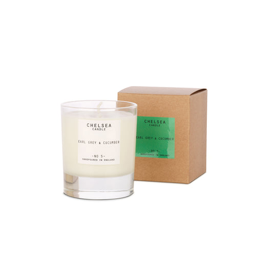 Medium Earl Grey & Cucumber Candle