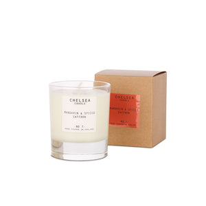 Medium Mandarin & Spiced Saffron Candle