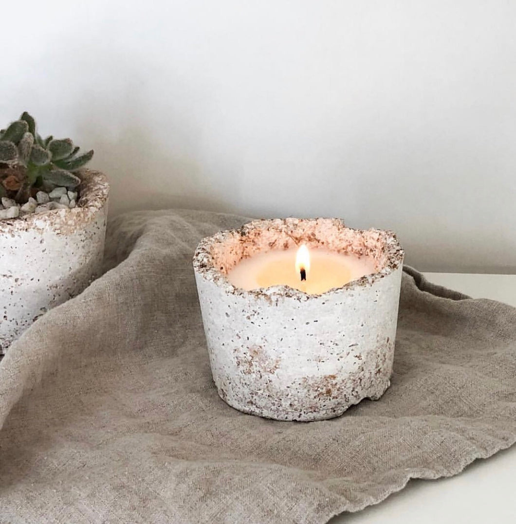 The Potted Candle - Restore