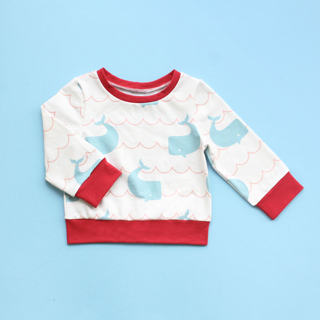 Sweatshirt Pattern