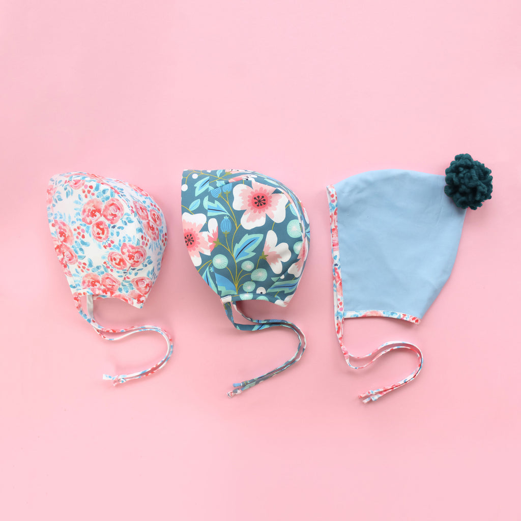 Bonnet Bundle Pattern