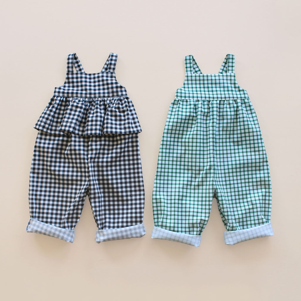 Breezy Romper Pattern
