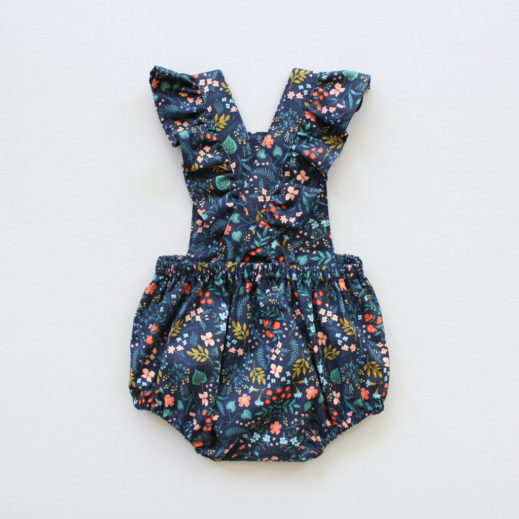 Overall Playsuit Pattern