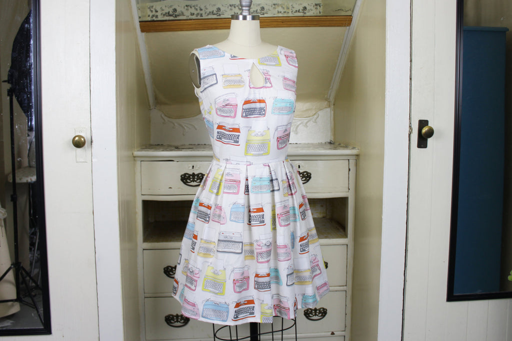 Keyhole Dress Pattern